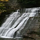 Closer View Of Waterfalls by BigD