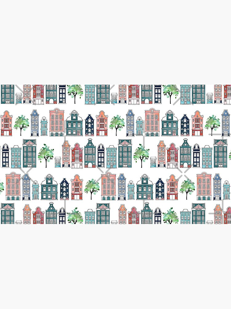 Amsterdam neighbourhoods by adenaJ