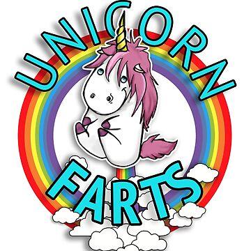 Unicorn farts by jamesf23