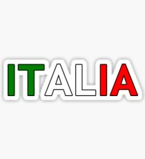 Pegatina Italia
