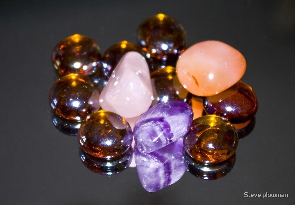 Crystals by Steve plowman
