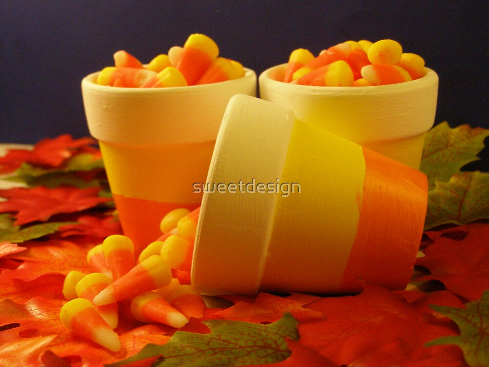 Candy Corn by sweetdesign