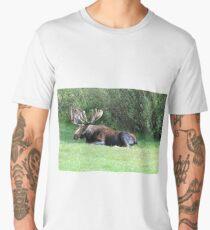 Bull Moose Men's Premium T-Shirt