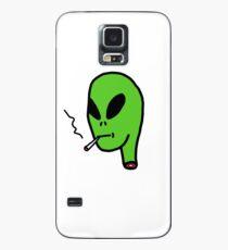 Alien Lmao Hülle & Klebefolie für Samsung Galaxy