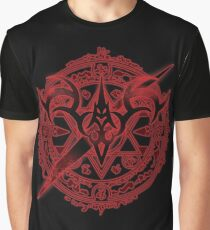 Saber servant summoning Graphic T-Shirt