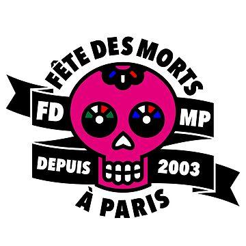 FÊTE DES MORTS À PARIS de nadieshda