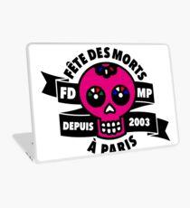 FÊTE DES MORTS À PARIS Vinilo para portátil