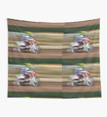 motocross 8 (t) in Modern Art by way Olavia-Okaio Creations with fz 1000 .... 500 000 2016 Photos Wall Tapestry
