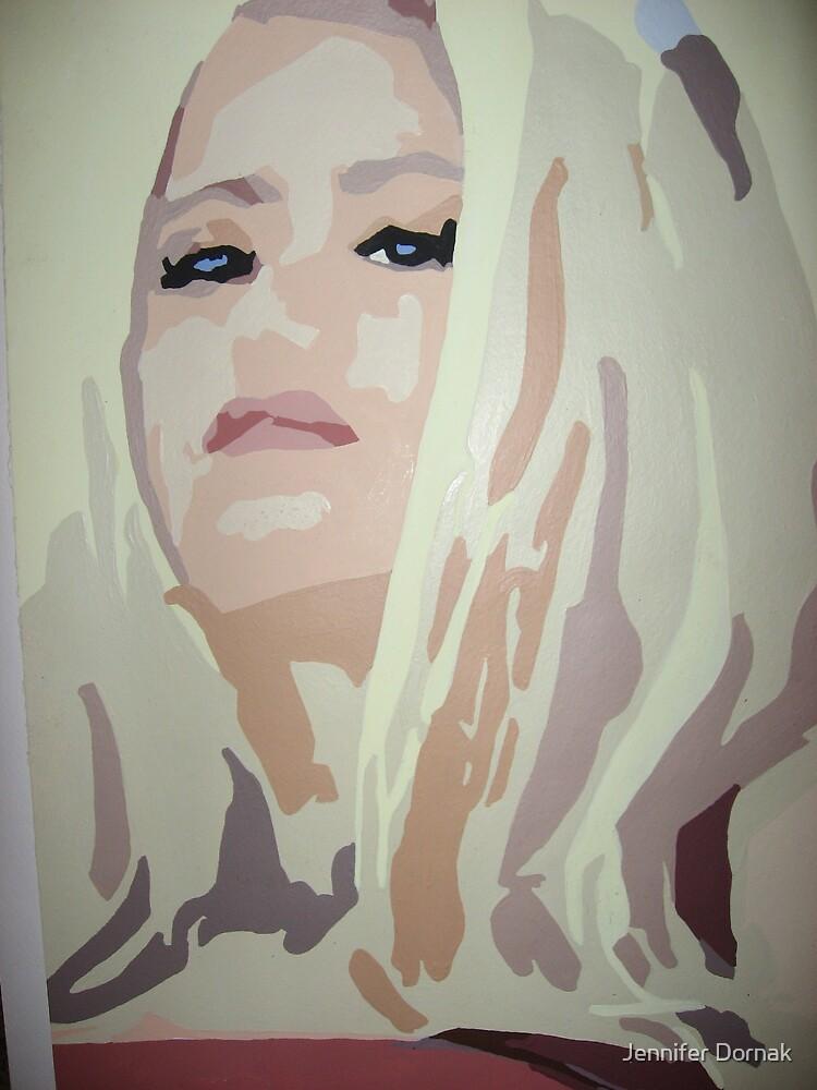 Blonde by Jennifer Dornak