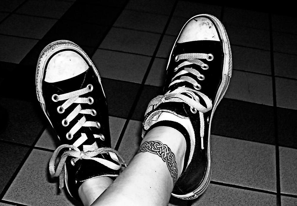 Rest Your Feet by Cyndi Keeley
