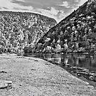 Delaware Water Gap by DJ Florek