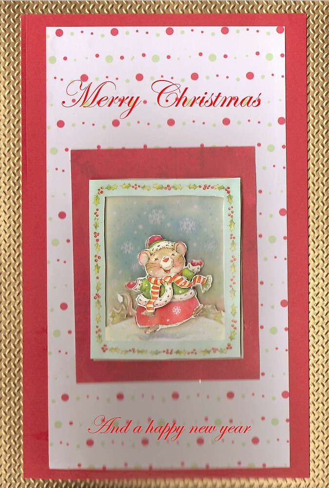 Christmas card 2 by Alan Findlater