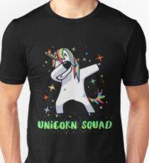 Dabbing Unicorn Squad Shirt! Myth, Dab, Dance, Magic & Fantasy  Unisex T-Shirt