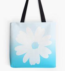 Fleur bleue Tote bag