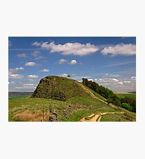 The Path to Back Tor Photographic Print