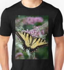 Tiger Swallowtail Butterfly 8907 T-Shirt