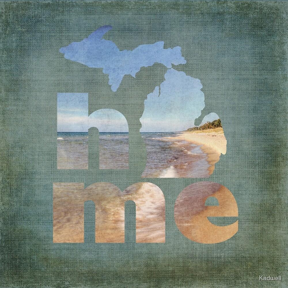 Michigan Home by Kadwell