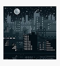 City night Photographic Print