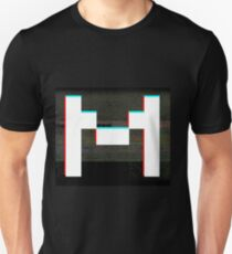 Markiplier/ Darkiplier Static Logo Unisex T-Shirt