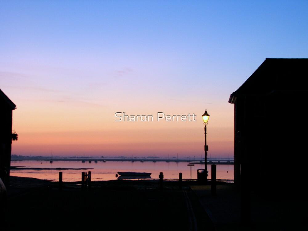 Sunrise 1 09-10-08 by Sharon Perrett