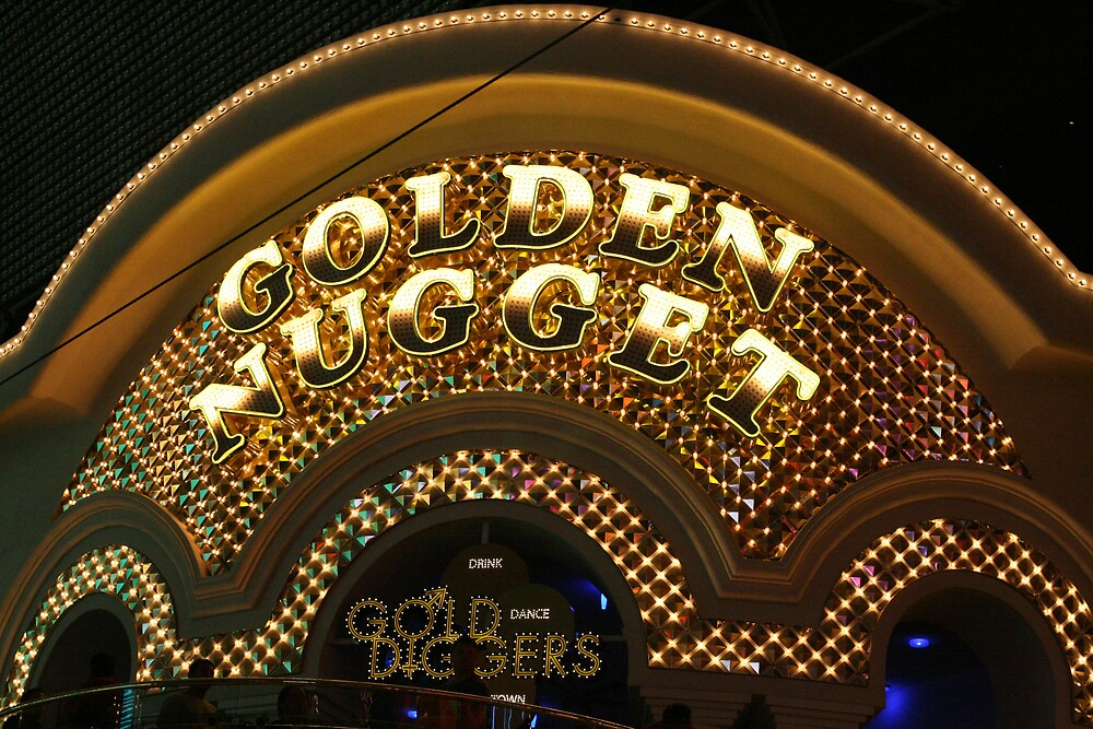 Golden Nugget by AstroGuy