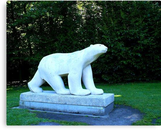 Polar Bear - François Pompon by Gilberte