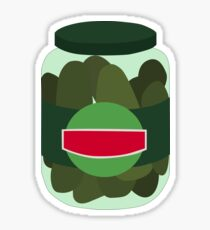 Pickles Sticker