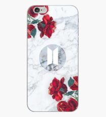 BTS Army Logo Marble v4 iPhone Case