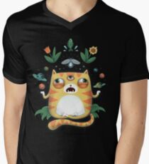 The All Knowing Cat T-Shirt