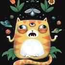 Die allbekannte Katze von agrapedesign