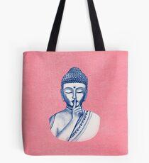 Shh ... do not disturb - Buddha  Tote Bag