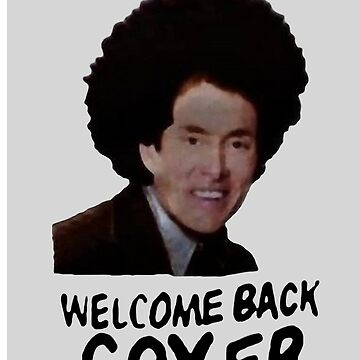 Scrubs - Welcome Back Coxer by PearShaped