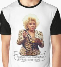 sylvia fine Graphic T-Shirt