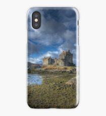Eilean Donan Castle in Highlands of Scotland iPhone Case/Skin