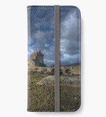 Eilean Donan Castle in Highlands of Scotland iPhone Wallet/Case/Skin