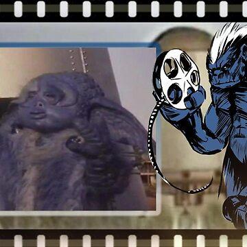 B.T. Blue Terrestrial - Little Boy Blue by TrailersPU