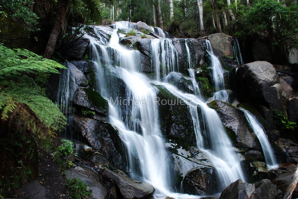 Torongo Falls by Michael Rowley