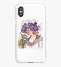 Gifts of the Muse iPhone Case/Skin