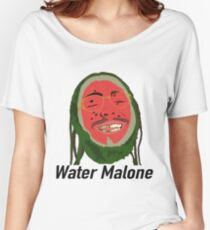Post Malone / Water Malone  Women's Relaxed Fit T-Shirt