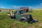 Bodie California Rusted Truck 2017 by photosbyflood