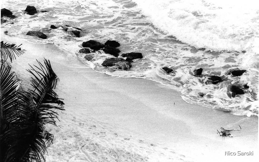 beach by Nico Saroki