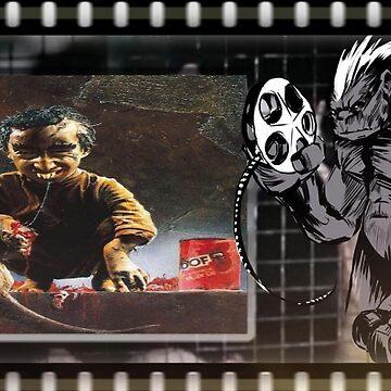 Ratman Mug by TrailersPU