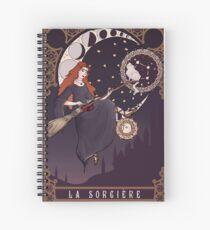 La Sorciere Spiral Notebook