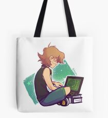 Tech Geek Tote Bag