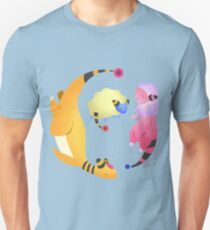 Ampharos and fam T-Shirt