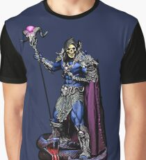Skeletor Graphic T-Shirt