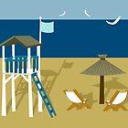 Beach by Sonia Pascual