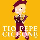 TIO PEPE CICCONE by Diego Sancho