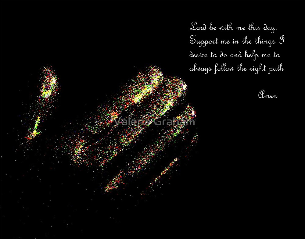 Hands by Valeria Lee