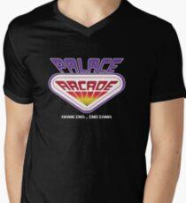 Palace Arcade Men's V-Neck T-Shirt